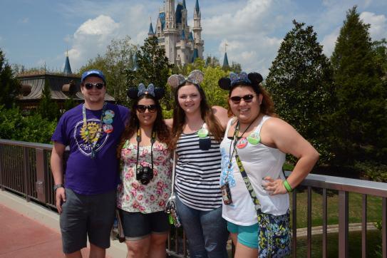 Cinderella Castle Aly Chaz Britt Nat
