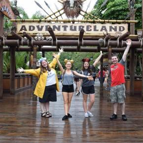 Disney College Program Merchandise Role Interview with Eilis Doran, Adventureland/Liberty Square Merchandise'16