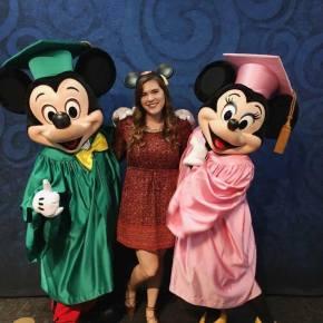 Disney College Program Quick Service Food & Beverage Role Interview with Kathrine Sullivan, Pinocchio Village Haus'16