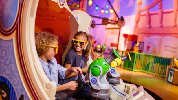 Toy Story Midway Mania_Disney